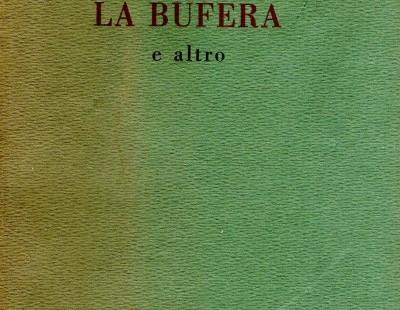 """""""La bufera e altro"""" di Eugenio Montale: spunti di lettura"""