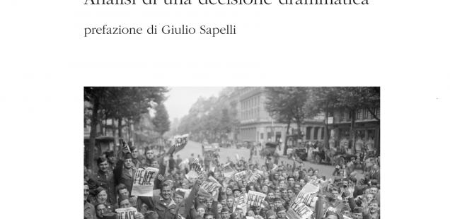 """""""Hiroshima e il nostro senso morale"""": conversazione con Paolo Agnoli"""