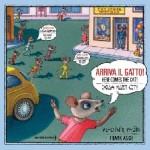 """""""Arriva il gatto!"""" di Frank Ash e Vladimir Vagin"""