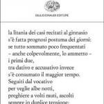 """""""Ablativo"""" di Enrico Testa"""