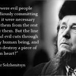 Aleksandr Solzhenitsyn – Discorso all'Università di Harvard – 8 Giugno 1978 # 2