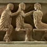 Epigrammi funerari greci // 2 # traduzione e curatela di Mario Massimo