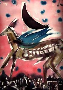 ciervo - Juan Carlos Mestre