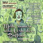 """""""Molto rumore alla corte dei… buffoni"""" di Claudio Jankowski"""