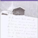 """""""Un pasto in inverno"""" di Hubert Mingarelli"""