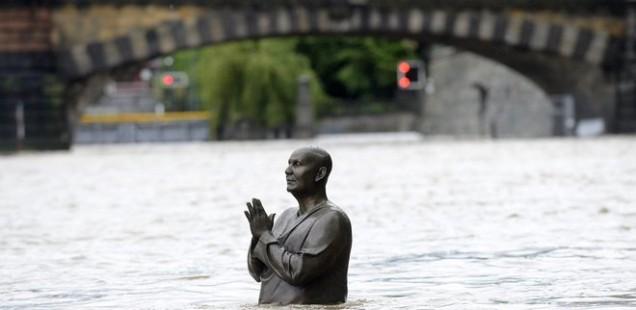 """""""Alluvioni"""": una poesia inedita di Angelo Gasparini"""