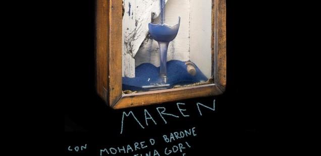 """""""Maren"""": alla Città del Teatro di Cascina, lo spettacolo dedicato al mare e a Gabriel García Márquez"""