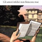 """""""Gli amori infelici non finiscono mai"""" di Isabella Borghese"""