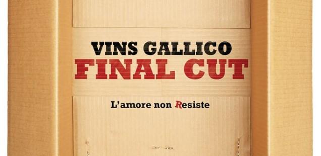"""Final Cut. L'amore non resiste"" di Vins Gallico"