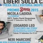 Inizia #LiberiSullaCarta (LSC): l'appuntamento è dal 17 al 20 settembre